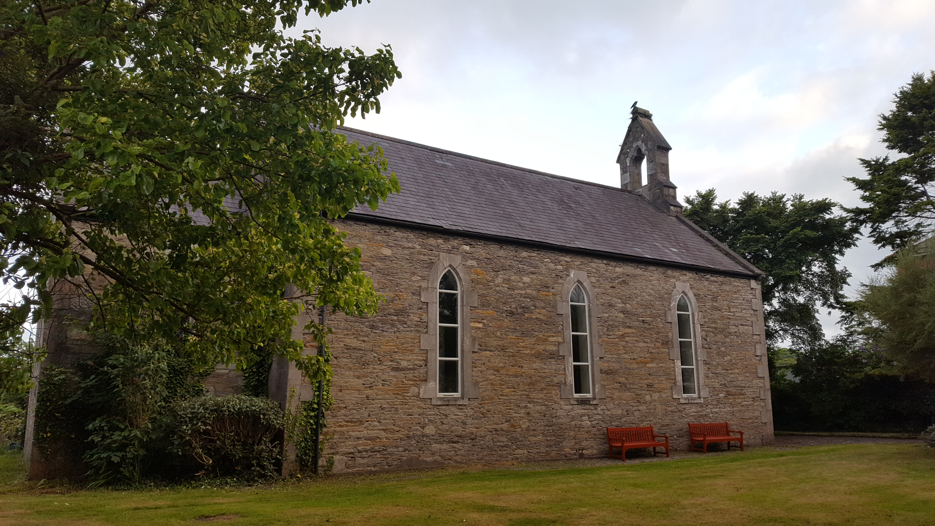 CDA Finalise Purchase of St. Peter's Church & Grounds