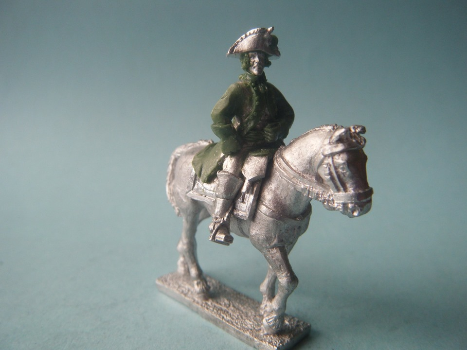 1806 PRUSSIAN MOUNTED OFFICER