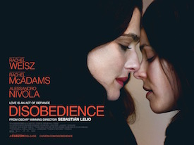 disobedience_full poster smalljpg