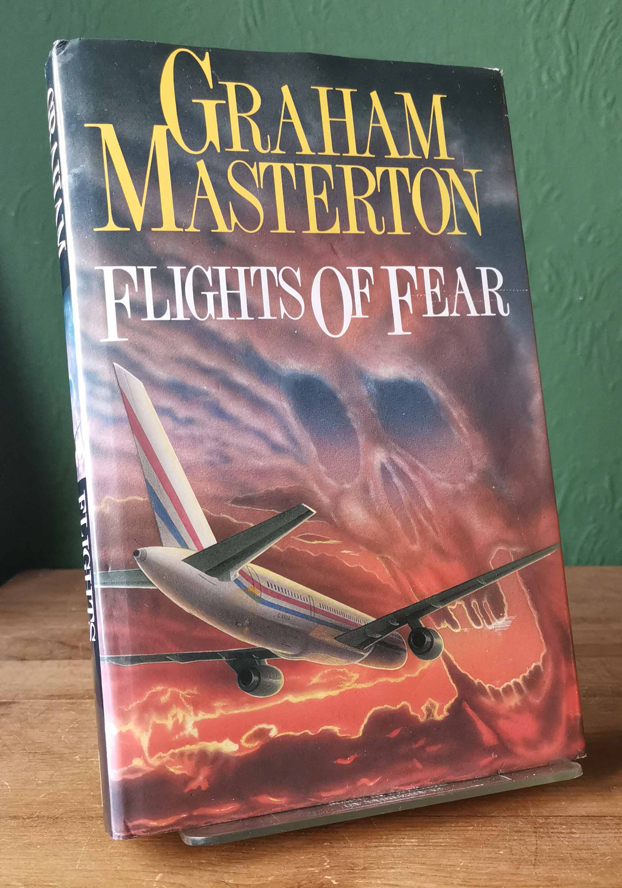 Flights Of Fear UK First Edition