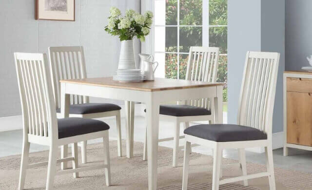 Dunmore Painted Dining
