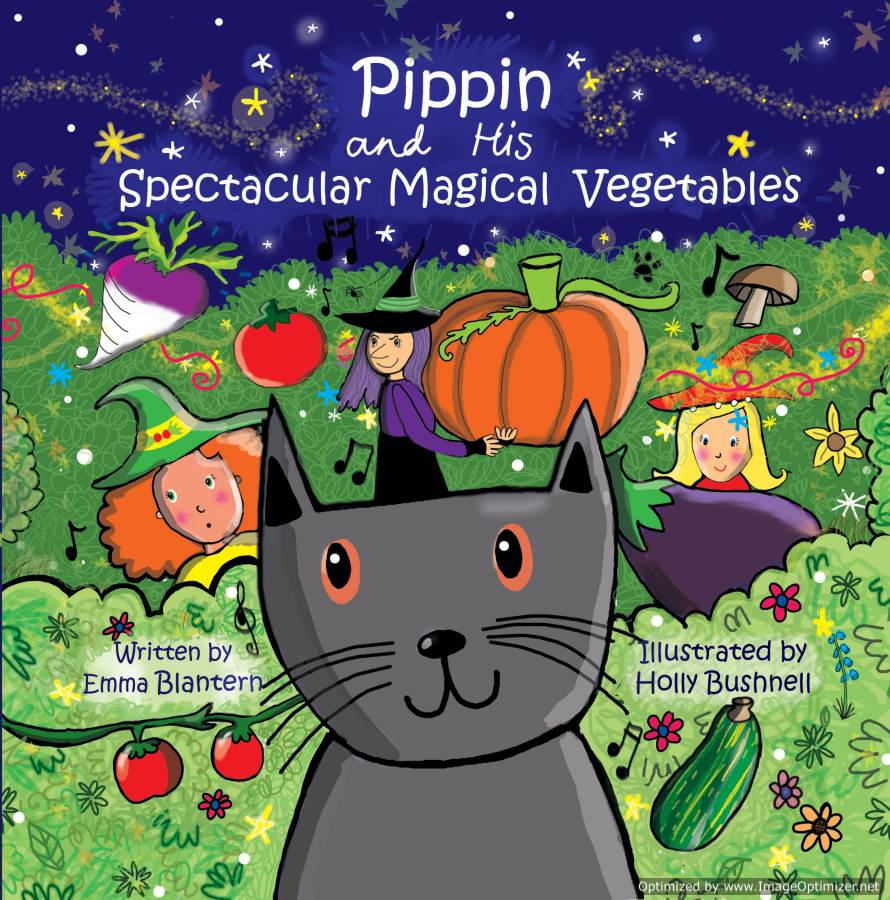 Pippin and His Spectacular Magical Vegetables