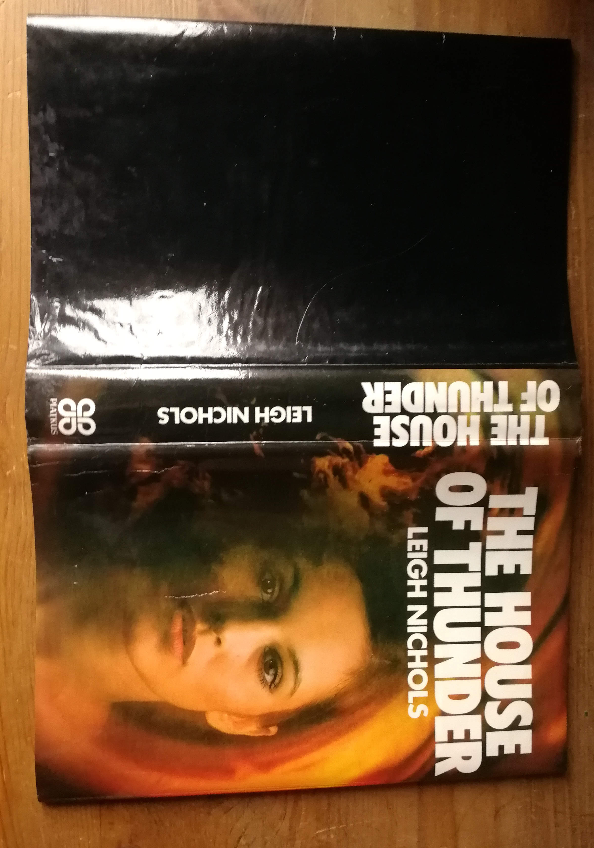 The House Of Thunder UK First HB Edition