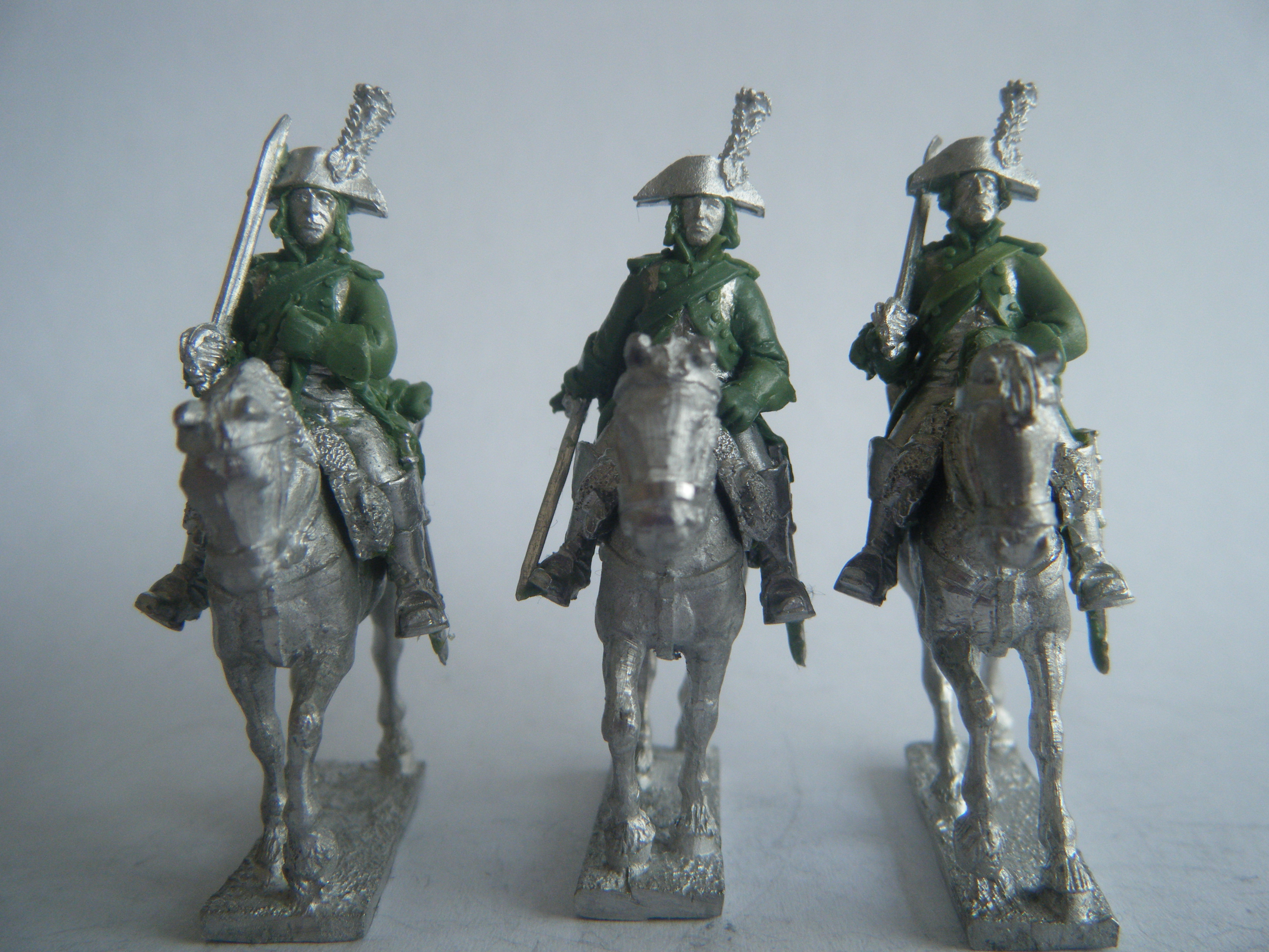 SHARP PRATICE FRENCH REVOLUTIONARY CAVALRY