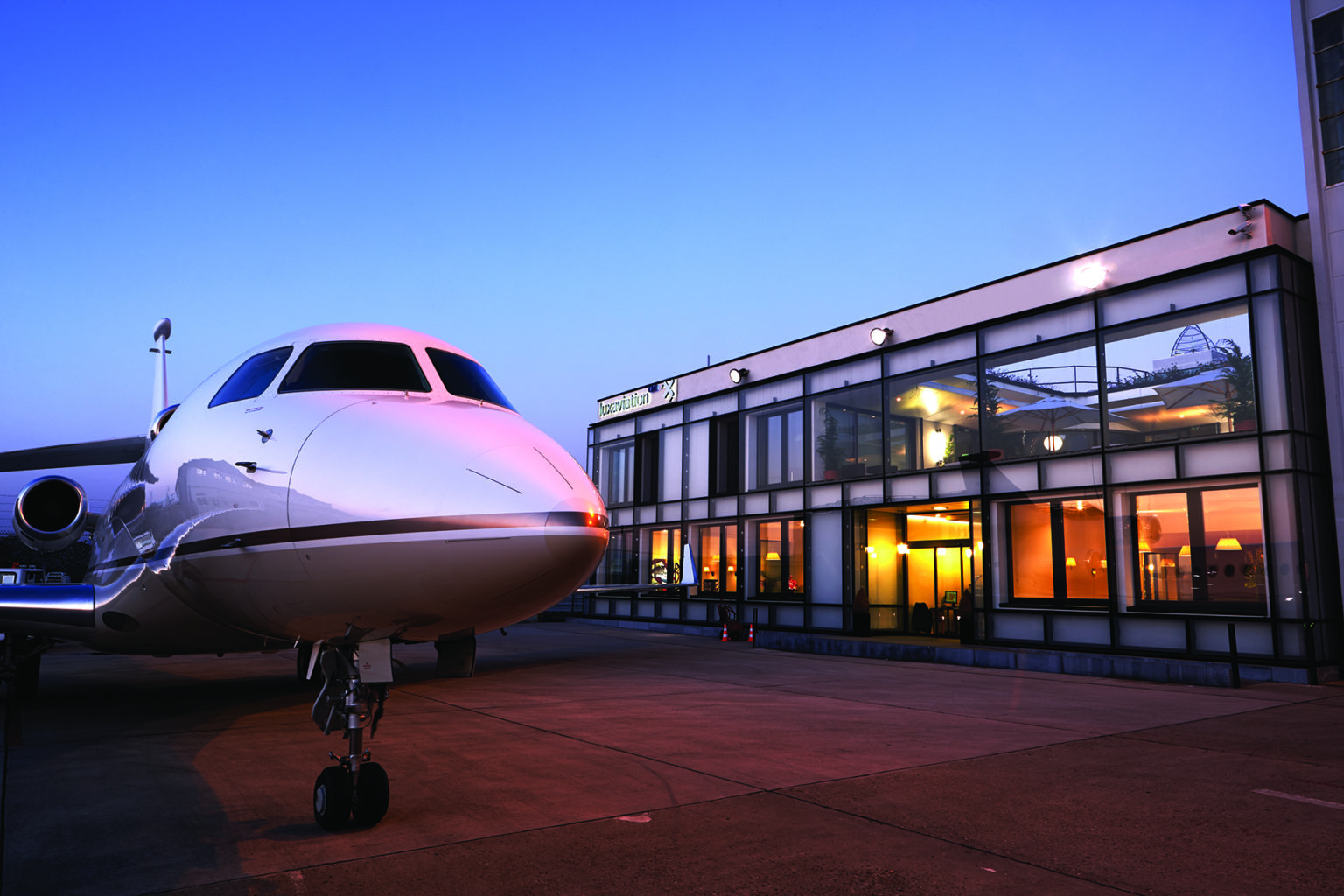 Luxaviation Group acquires prestigious VIP Terminal at Le Bourget