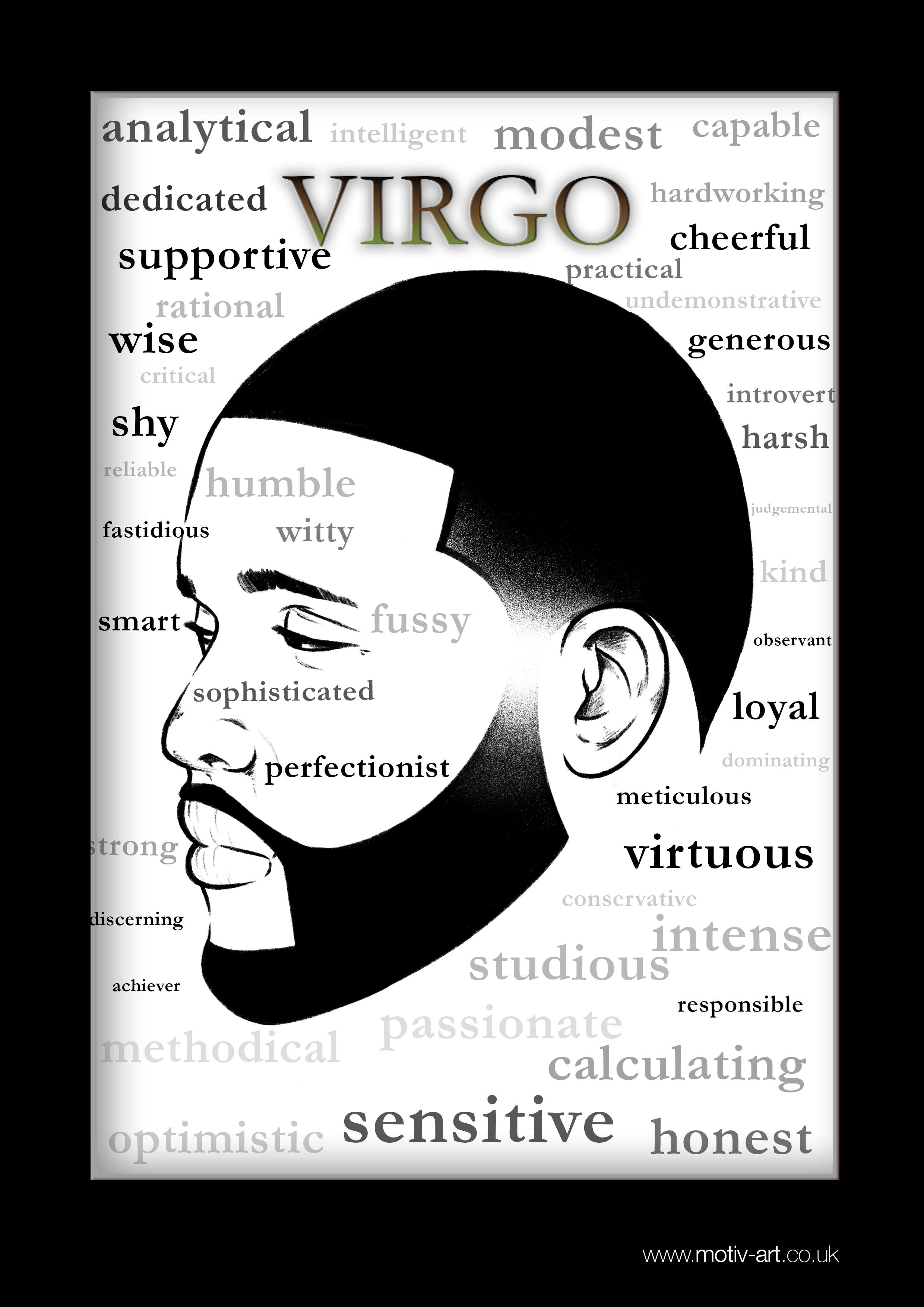 Virgo - 22 Aug - 23 Sept