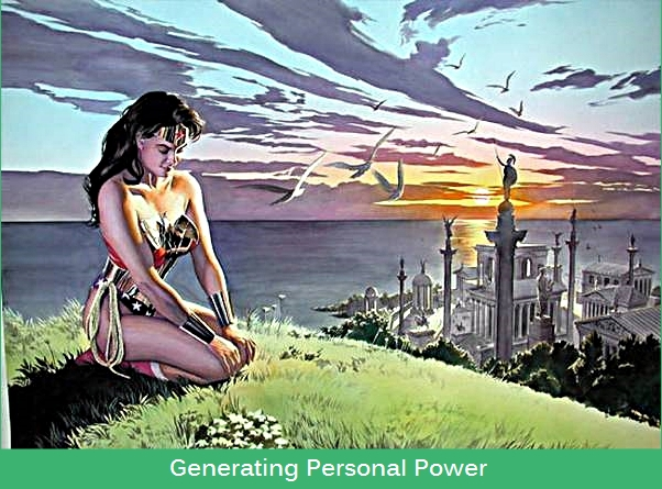 Personal Power graphic