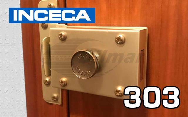 Cerradura INCECA 303
