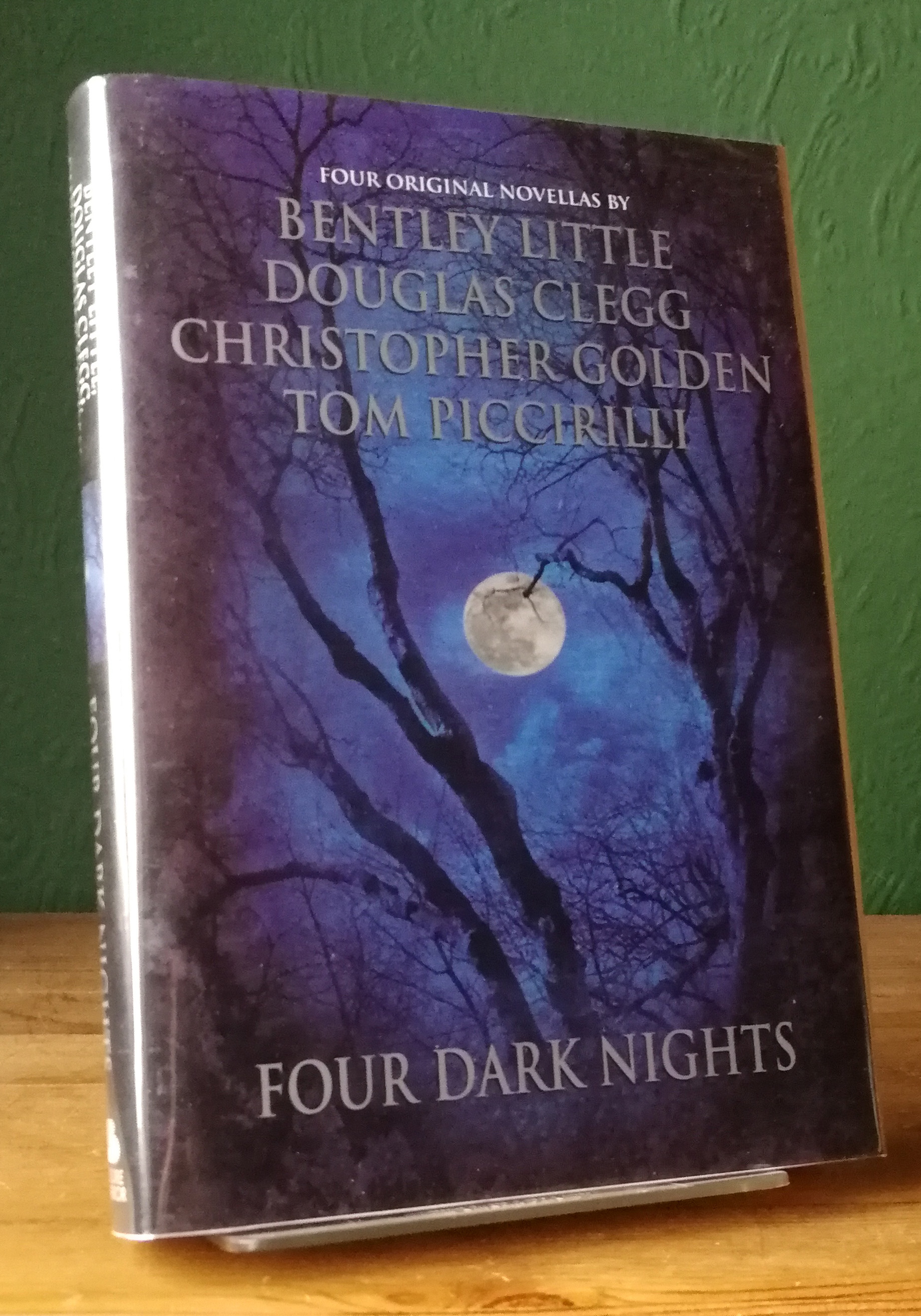 Four Dark Nights US First Edition