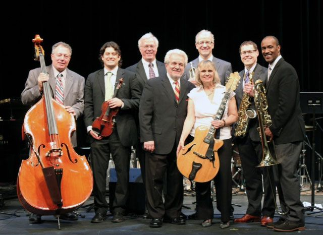 SHU faculty jazz concert
