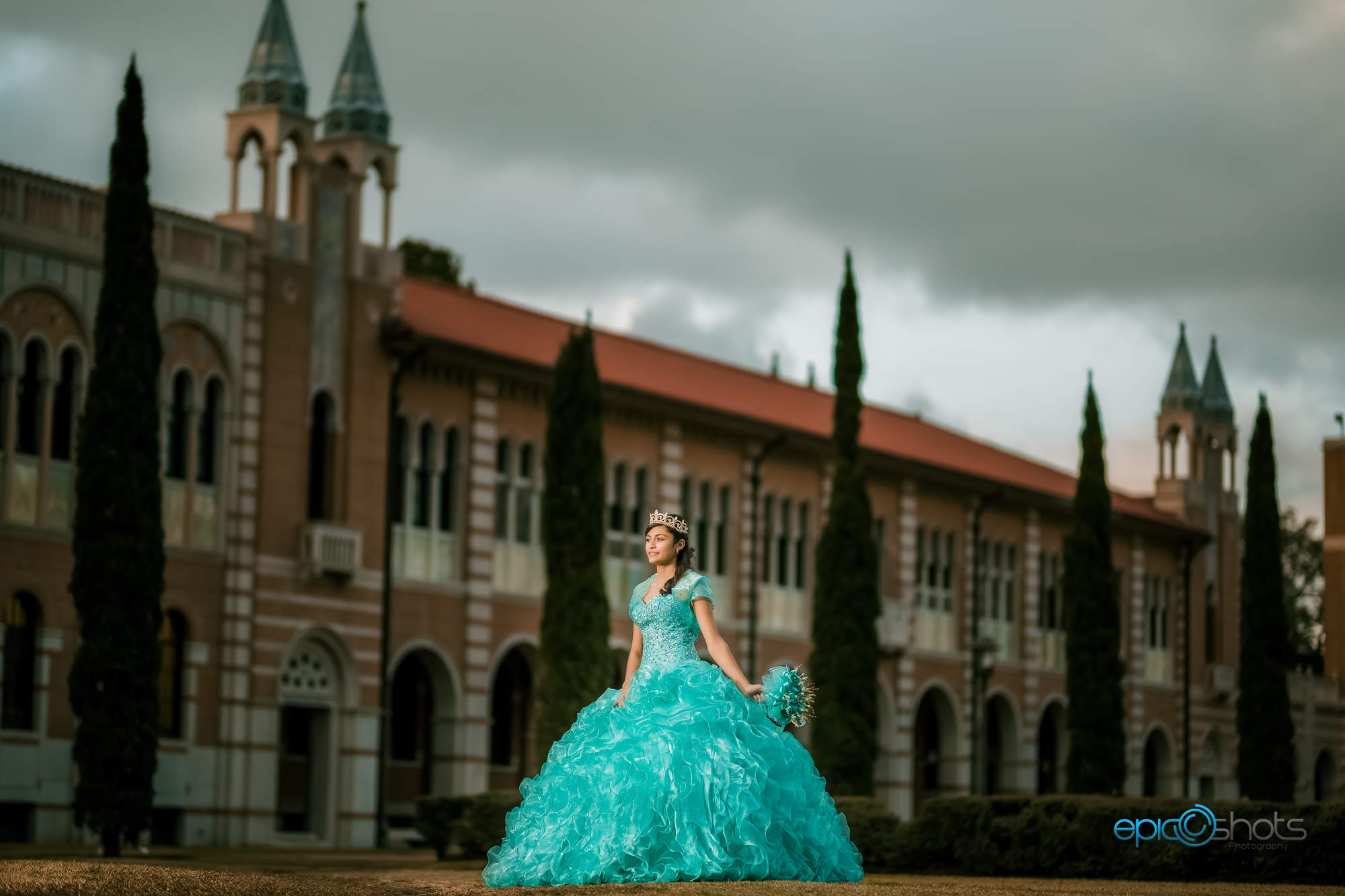 Houston Quinceanera / Pearl Ortiz
