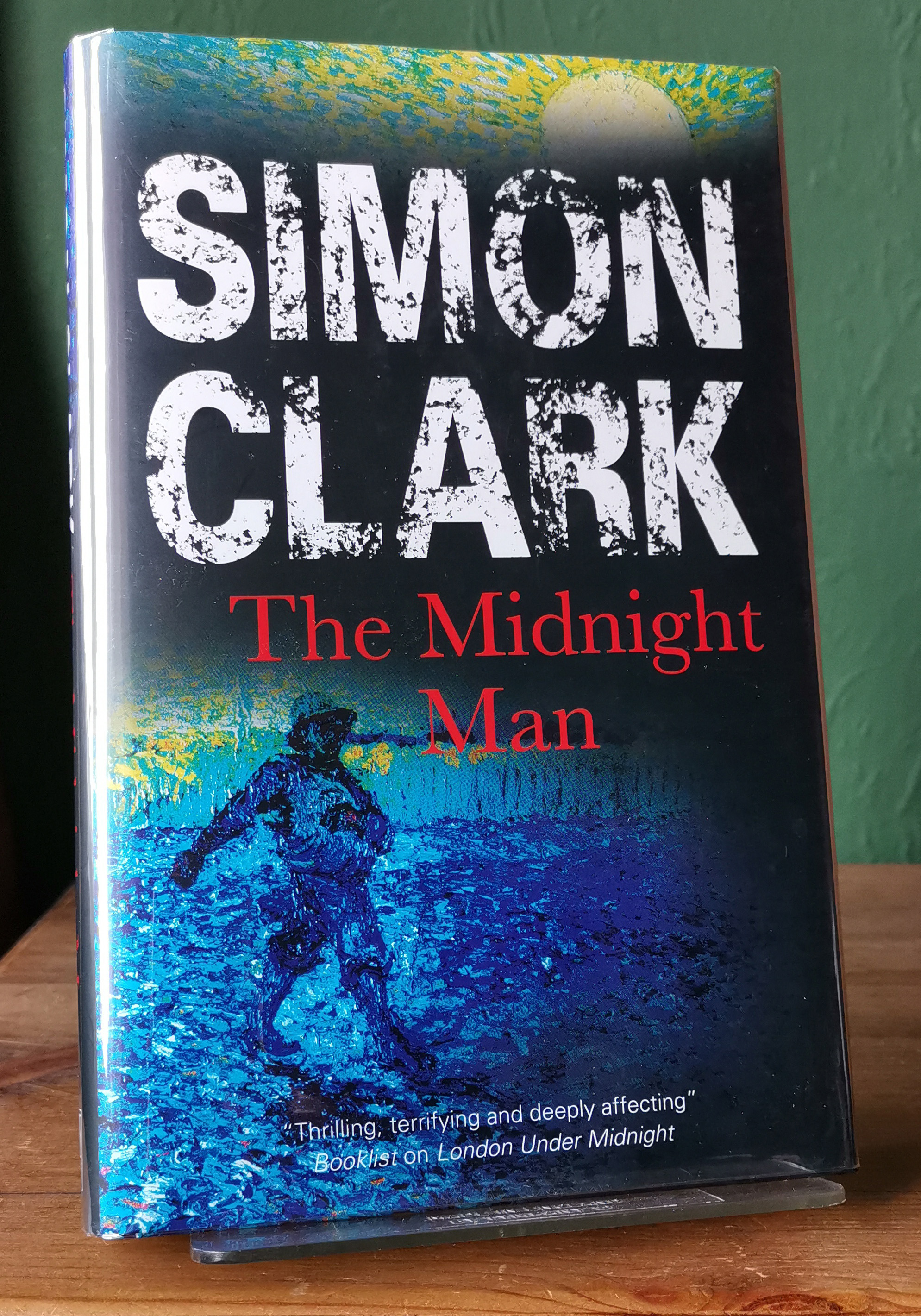 The Midnight Man UK/US First Edition
