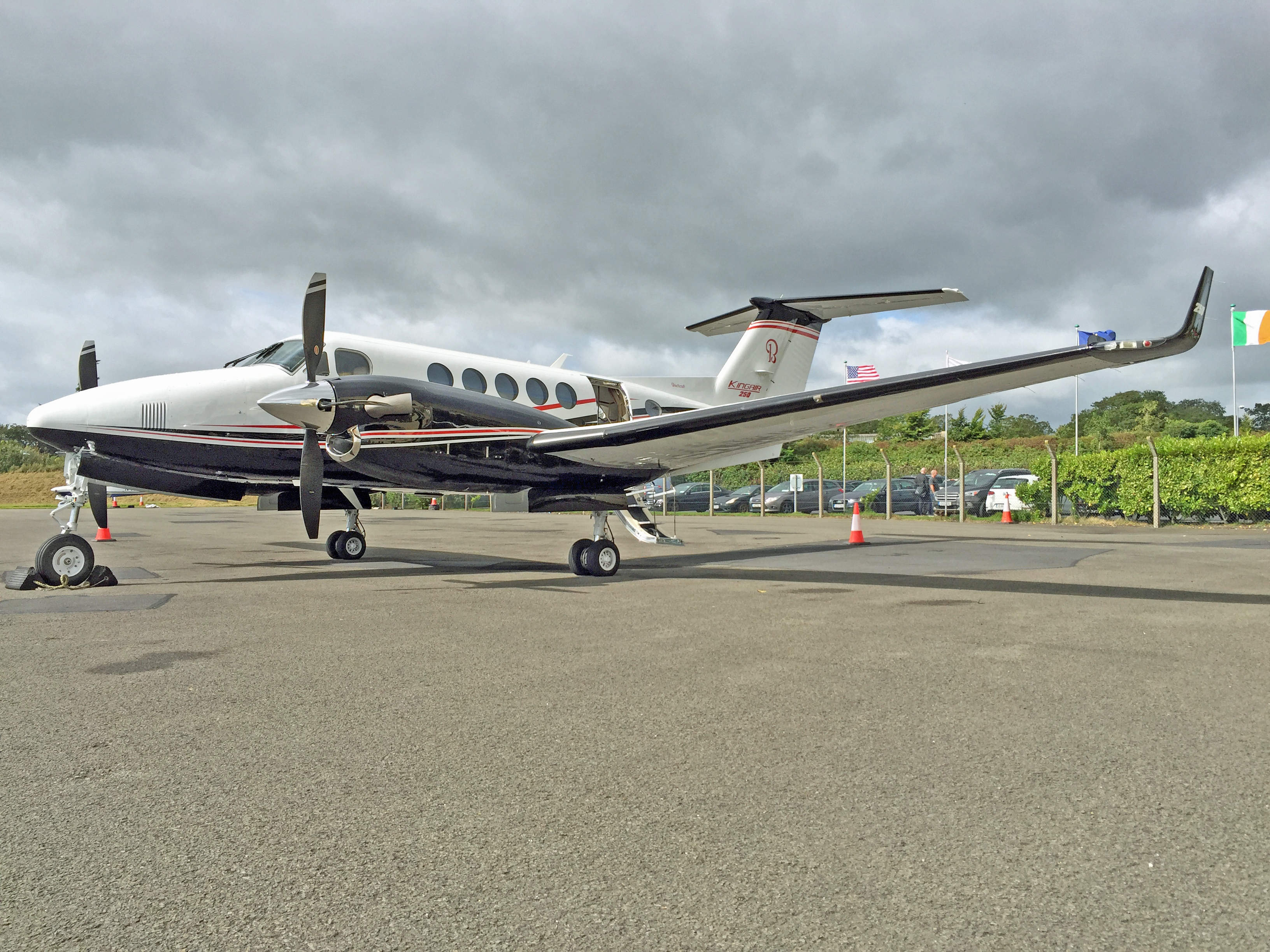 PrivateSky host Textron 200GT/250 King Air Demo