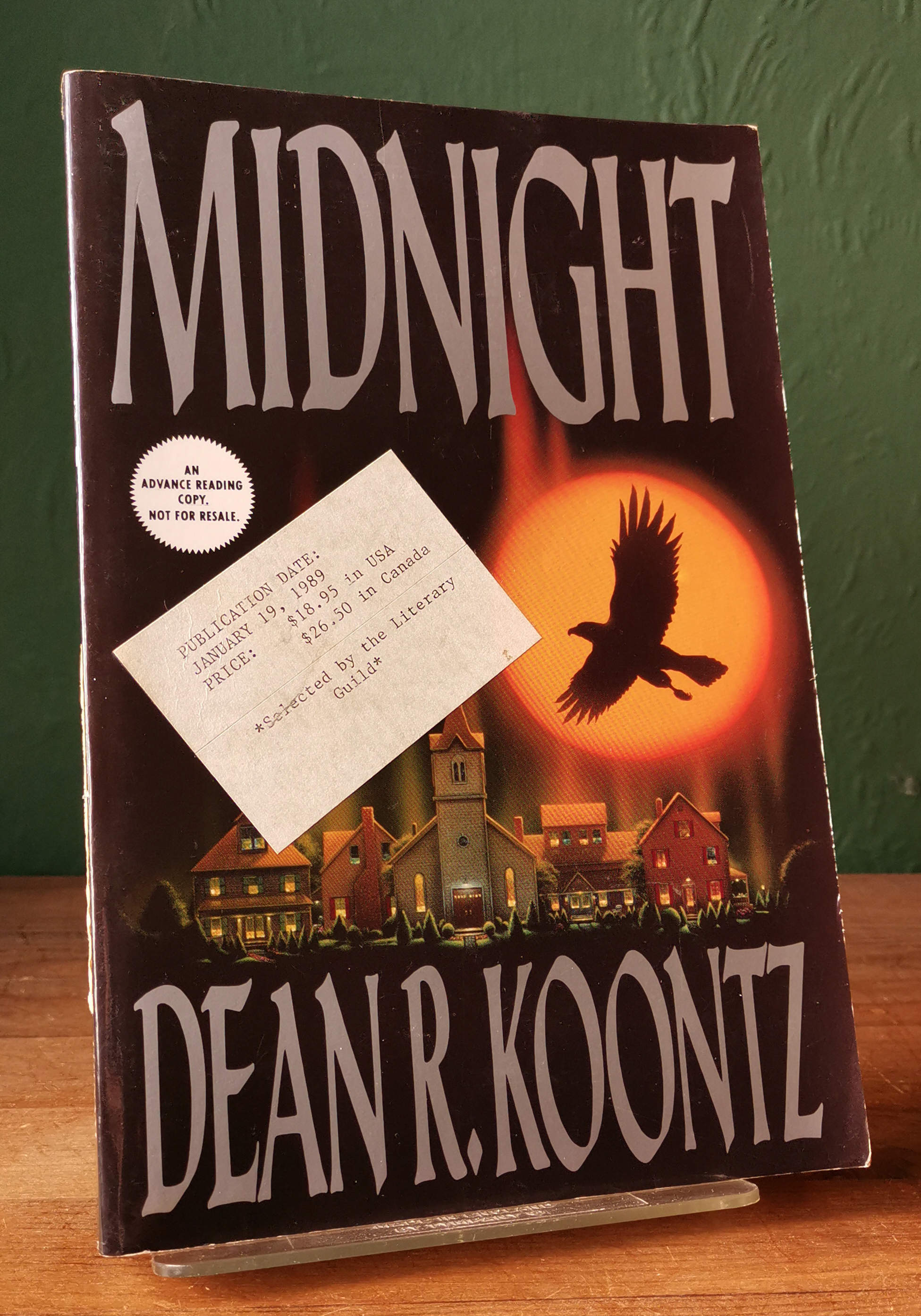 Midnight US Proof