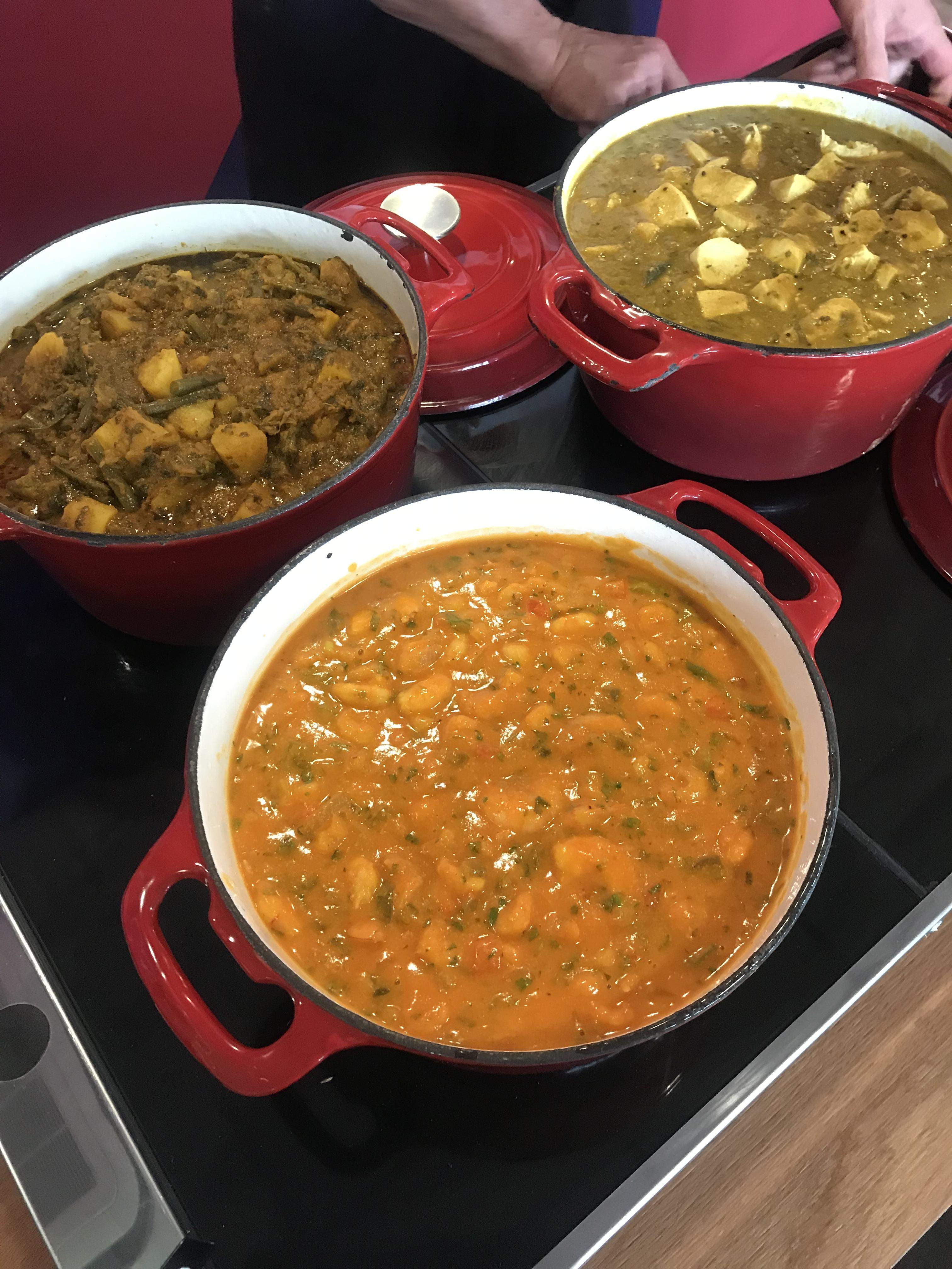 Testimonial from a Customer - Bini Curries are better than those on the curry mile!