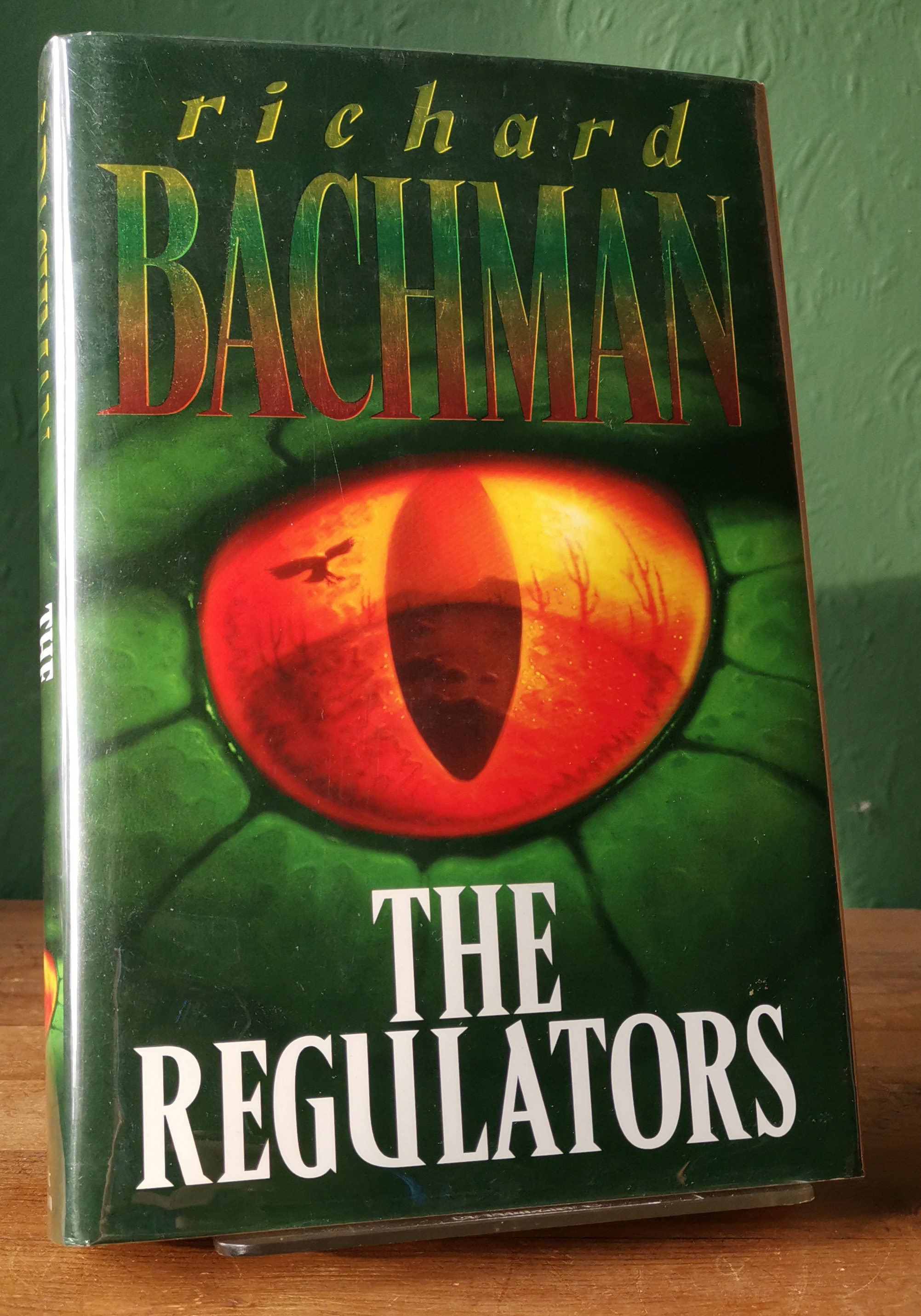 The Regulators UK 1st Edition