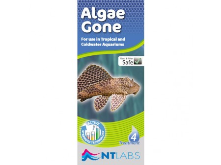 NT Aquarium Algae Gone 100ml