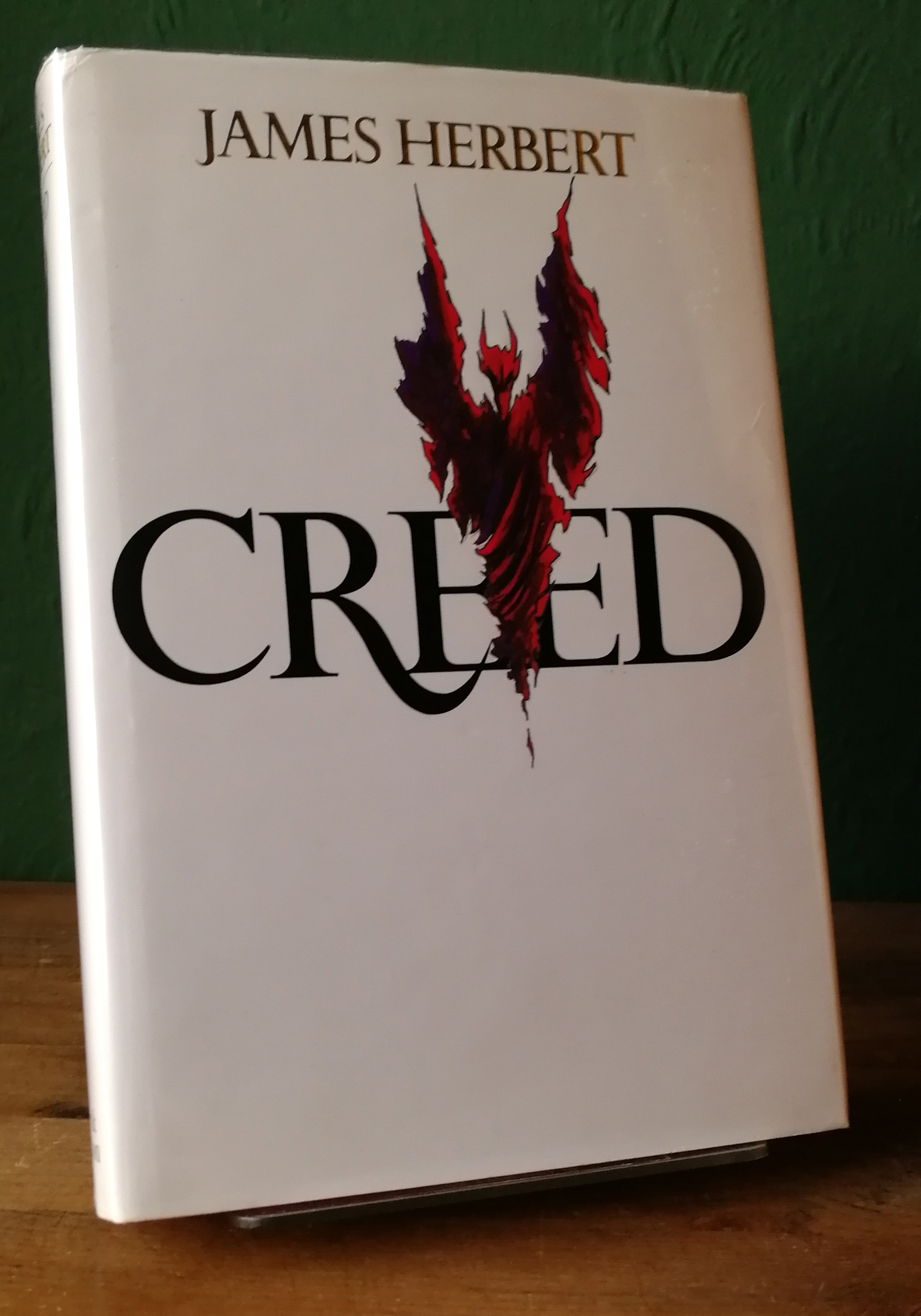 Creed Signed UK First Edition