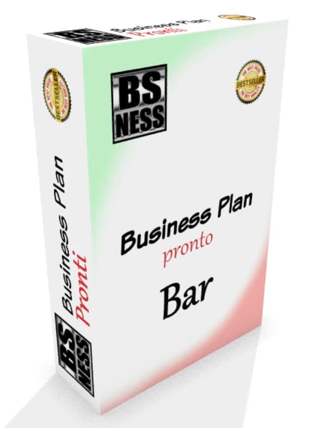 software business plan bar