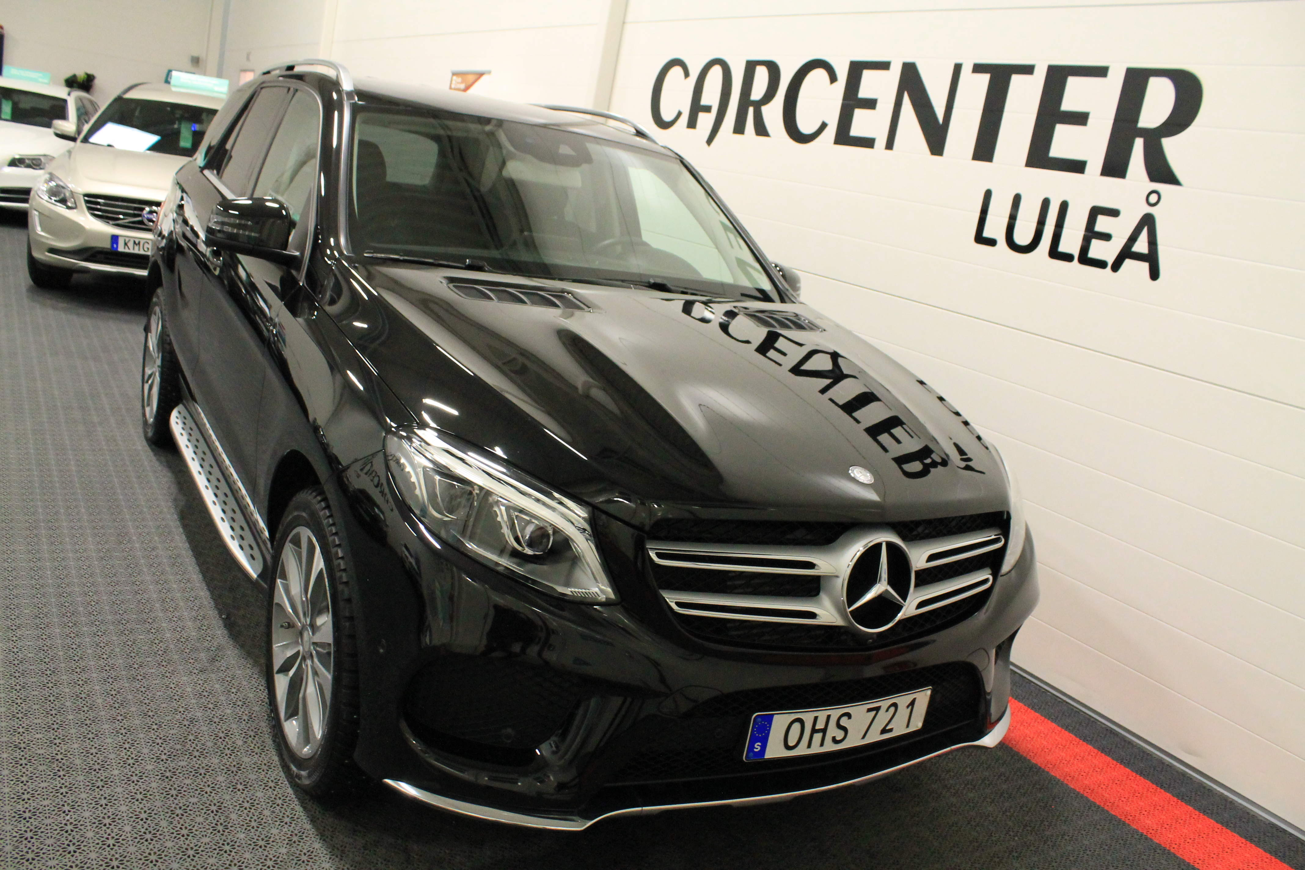 MB GLE 250D 4MATIC 9G AMG SPORT 2016 449900:-