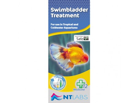 NT Aq Swimbladder Treatment 100ml