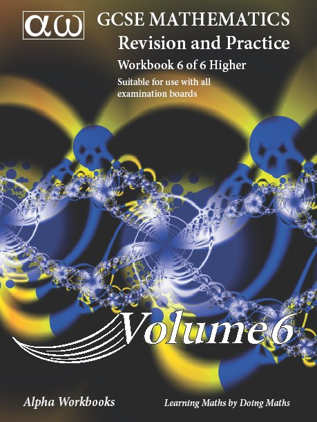 GCSE Mathematics Volume 6
