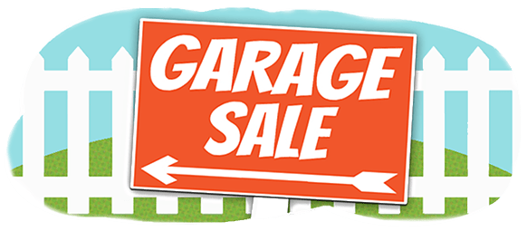 FBC Garage Sale Fundraiser