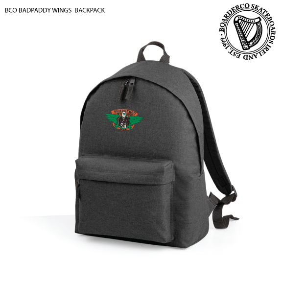 Bad Paddy wings backpack