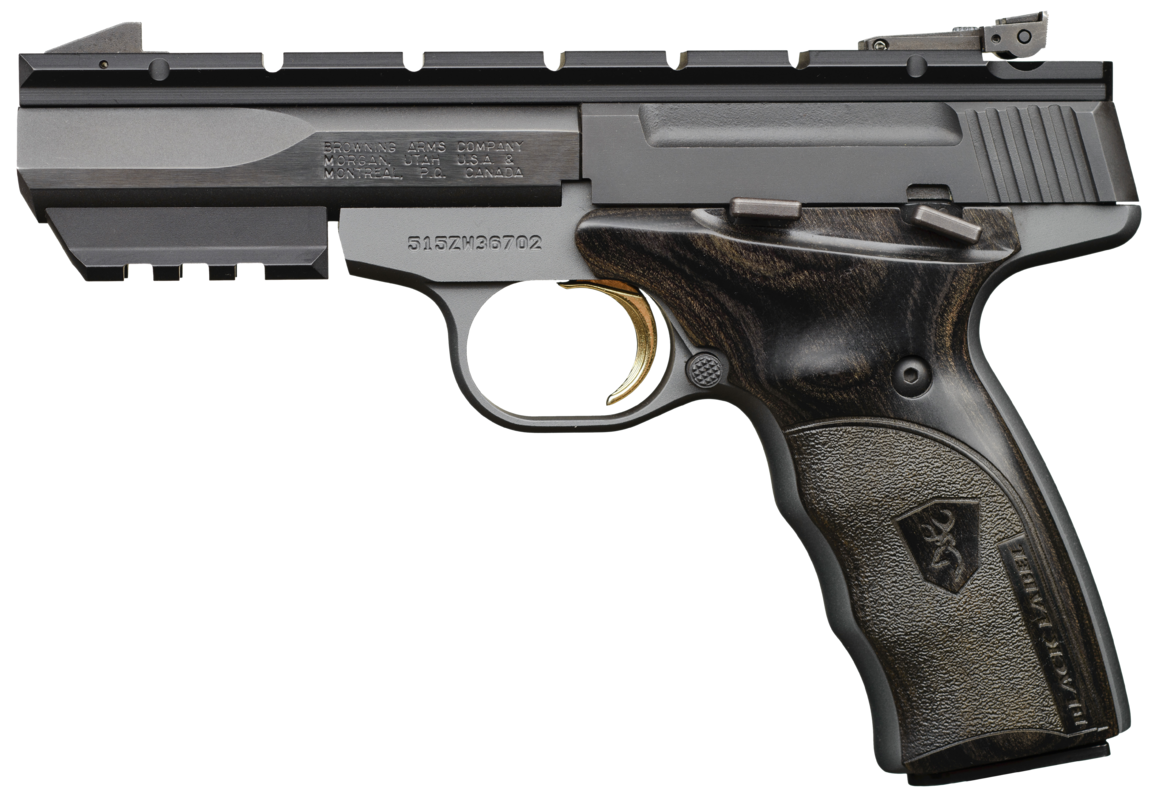 Browning Buck Mark Black Label