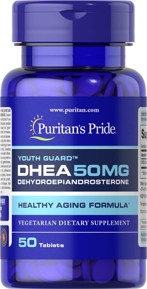 Sallutar Suplementos DHEA 50mg