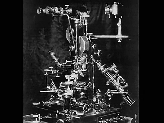 Rife's larger, super microscope