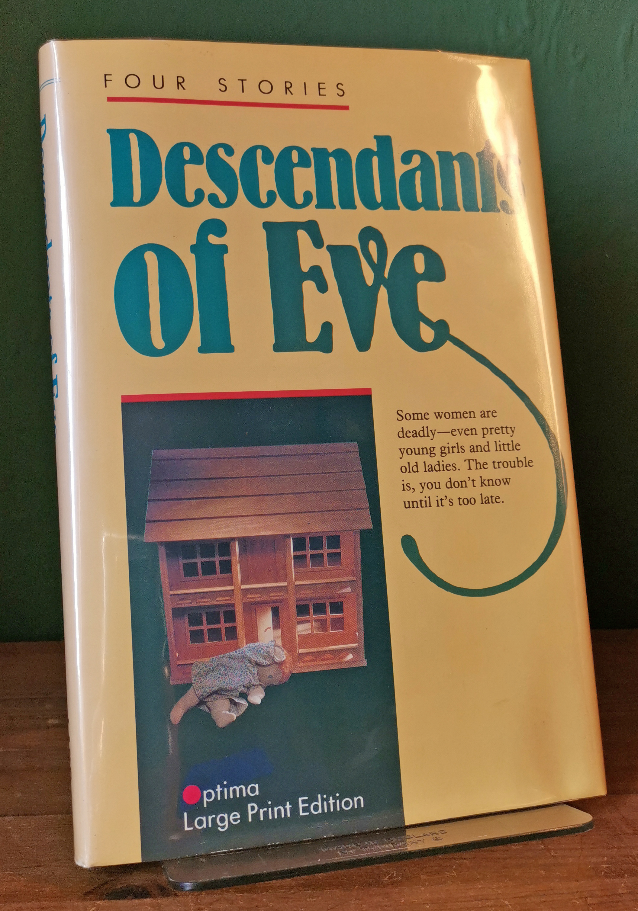 Descendants Of Eve Signed US First
