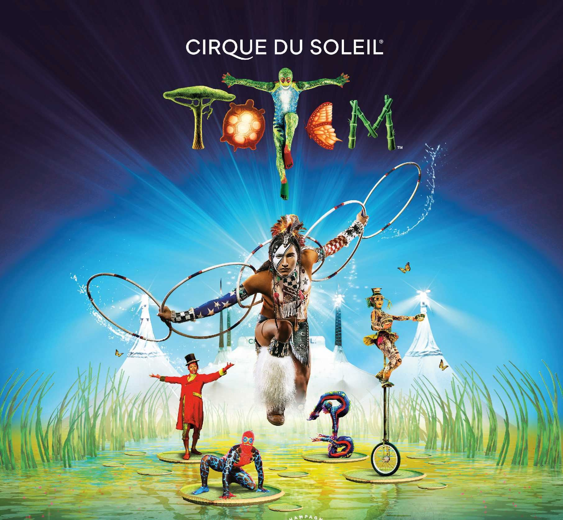 STAGE - Male Drummer with Strong Vocal Skills (Tenor) for Cirque Du Soleil's 'TOTEM' (apply by 10th Feb)