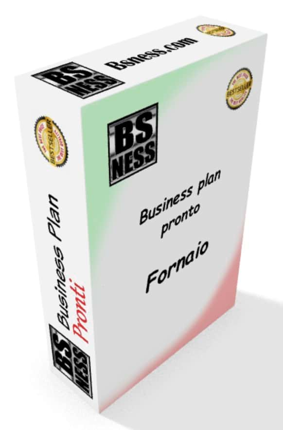 Business plan Fornaio