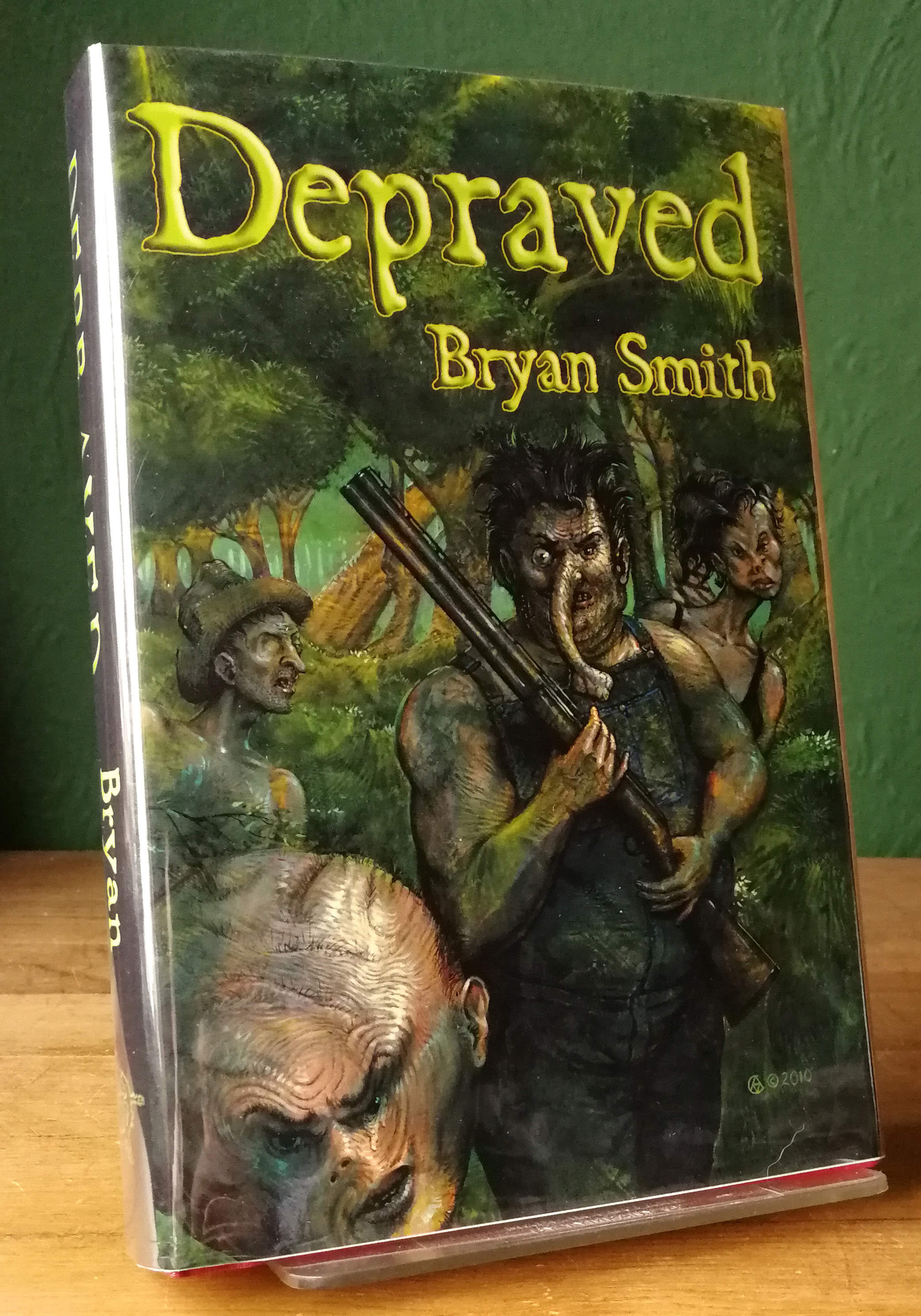 Depraved Signed Limited Edition