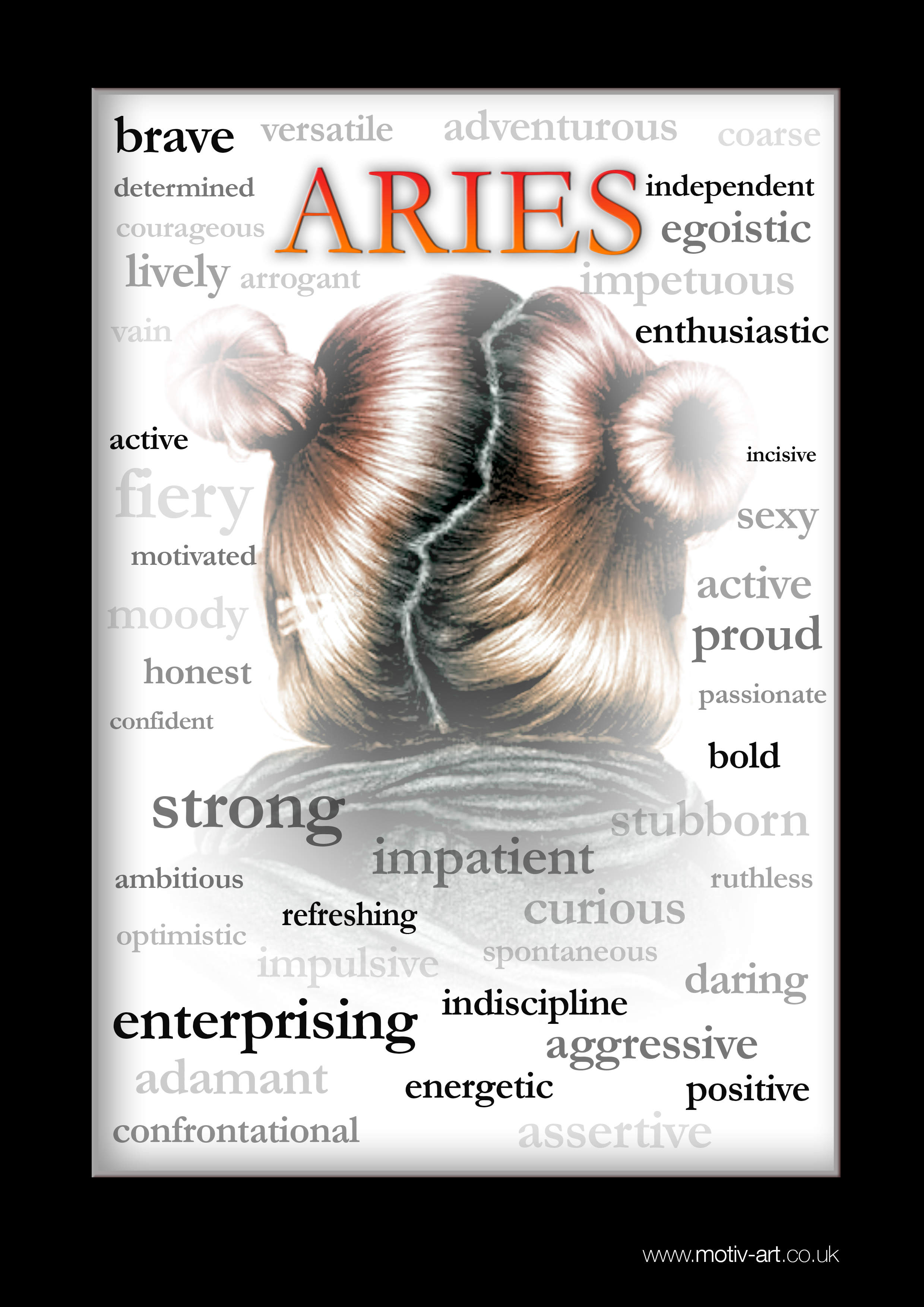 Aries - 21 Mar - 20 Apr