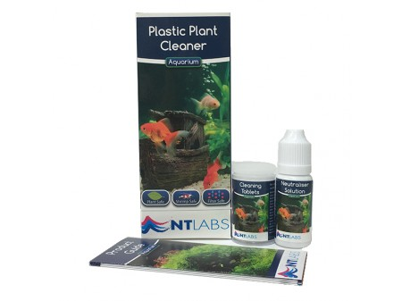 NT Aquarium Plastic Plant Cleaner 100ml