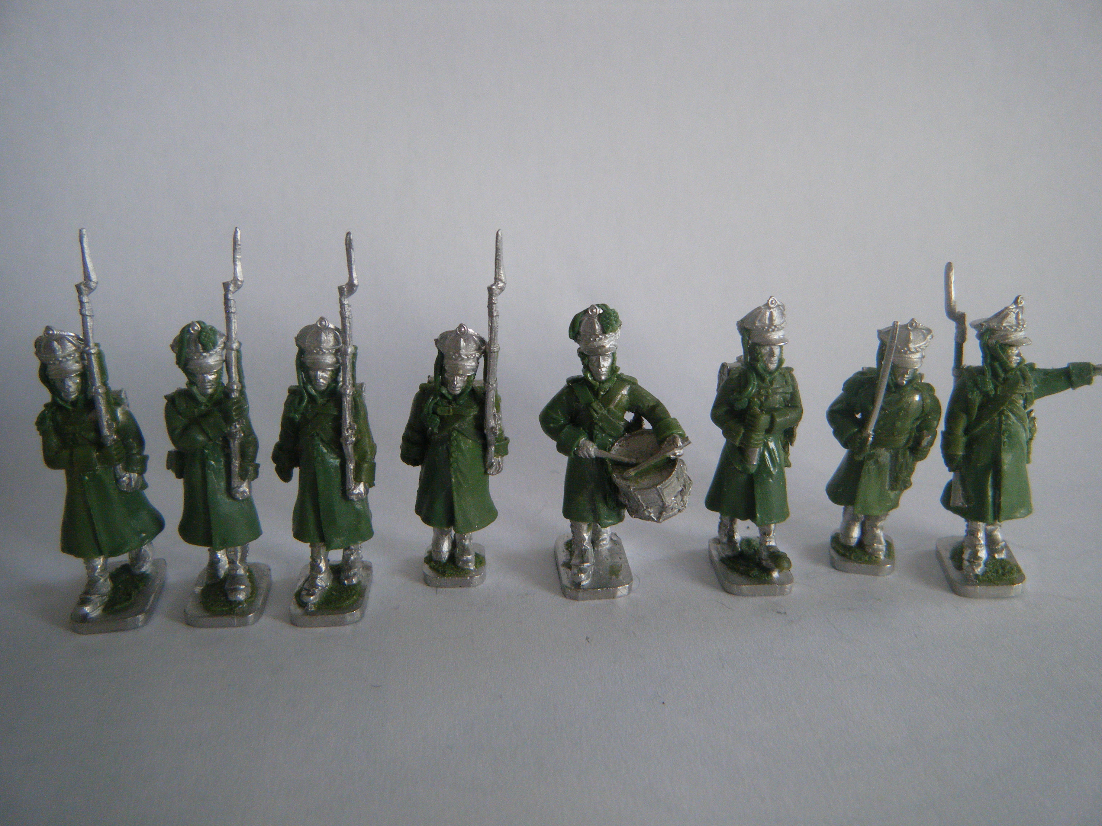 EARLY BIRD 1812 NAPOLEONIC RUSSIAN MUSKETEER BRIGADE  PREORDER!!!