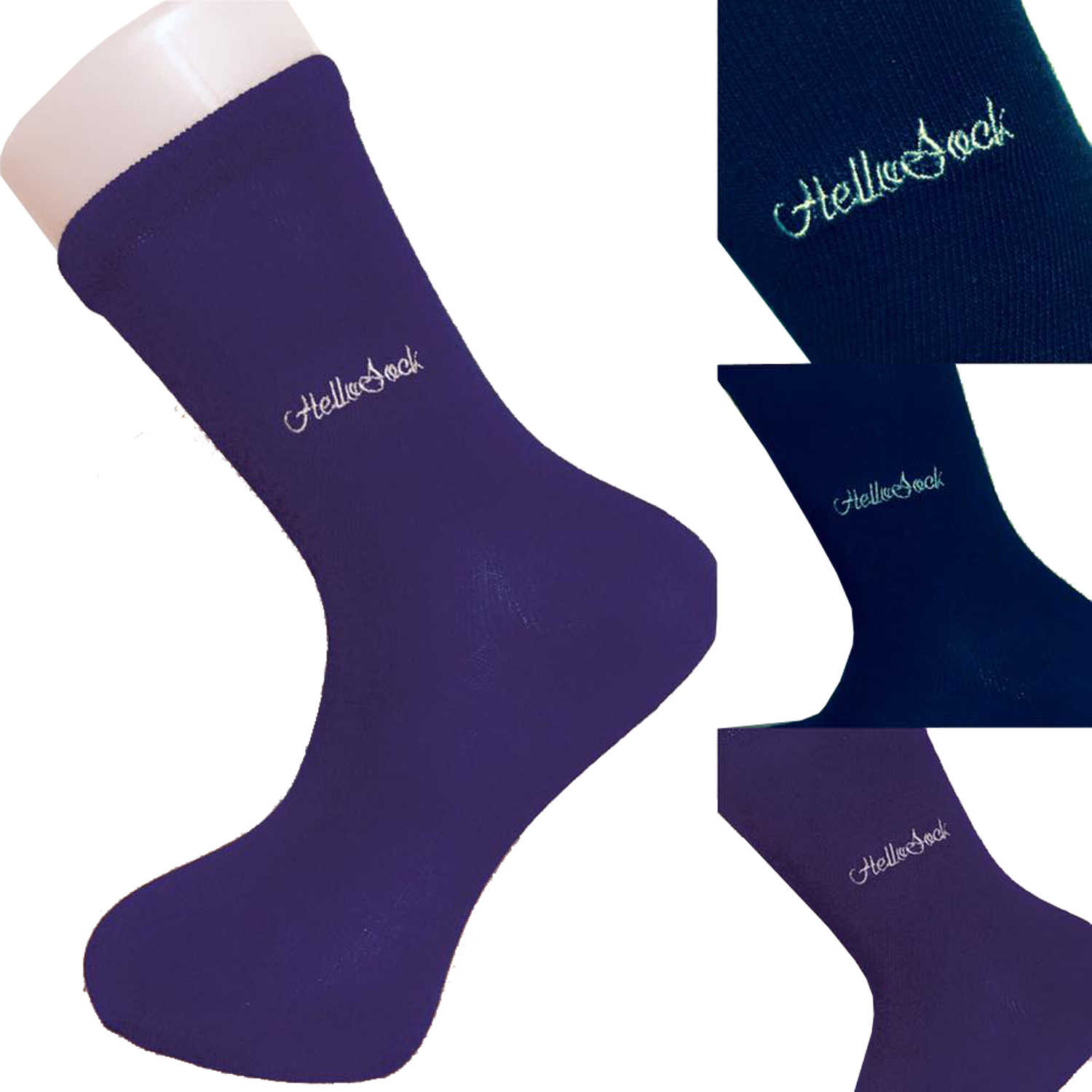 HelloSock® Men's Work/Casual Socks | Get Fresh, Comfort & Trendy (3 pairs)
