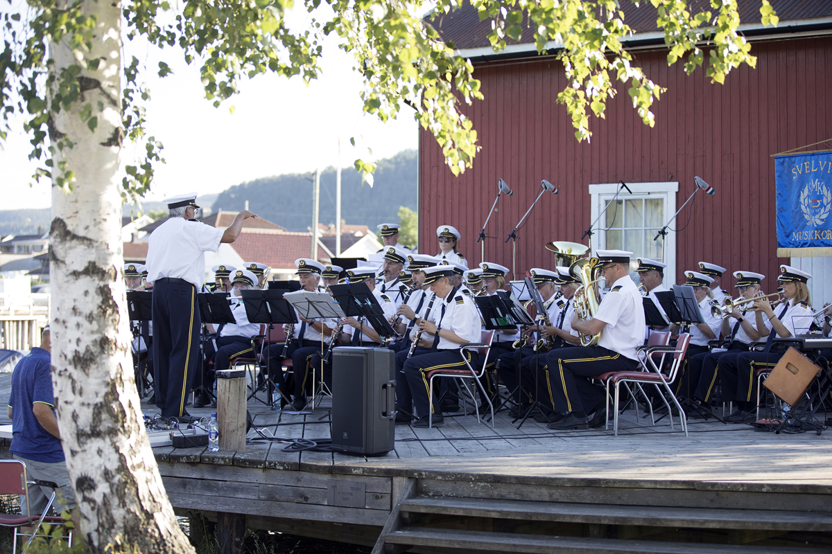 For full musikk på Batteriøya, 2018