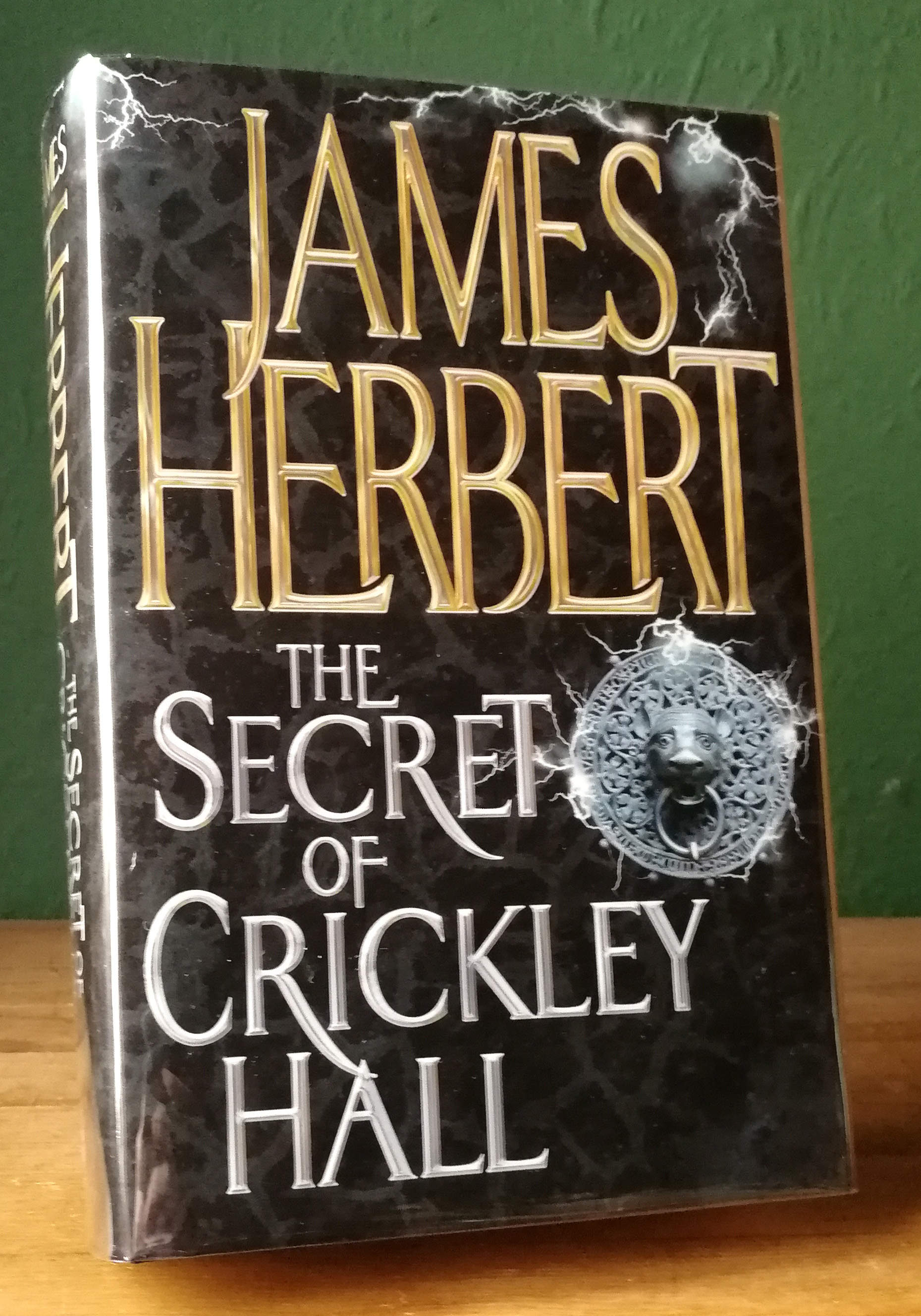 The Secret Of Crickley Hall UK First Edition
