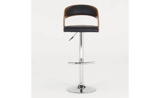 Flair Black Stool