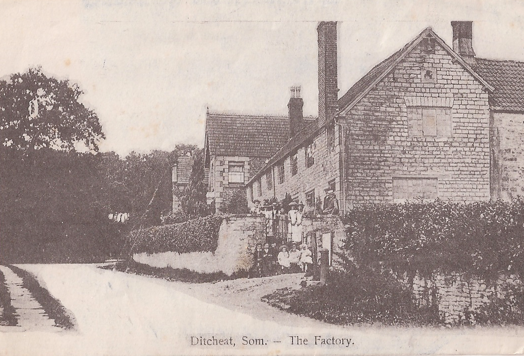 As I remember Ditcheat Parish in the 1930's  -part 2