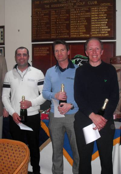 Local solicitors hold Golf Day in Aid of KEMP Hospice