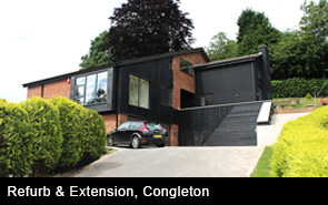 Congleton Cheshire Ex Refurbishment