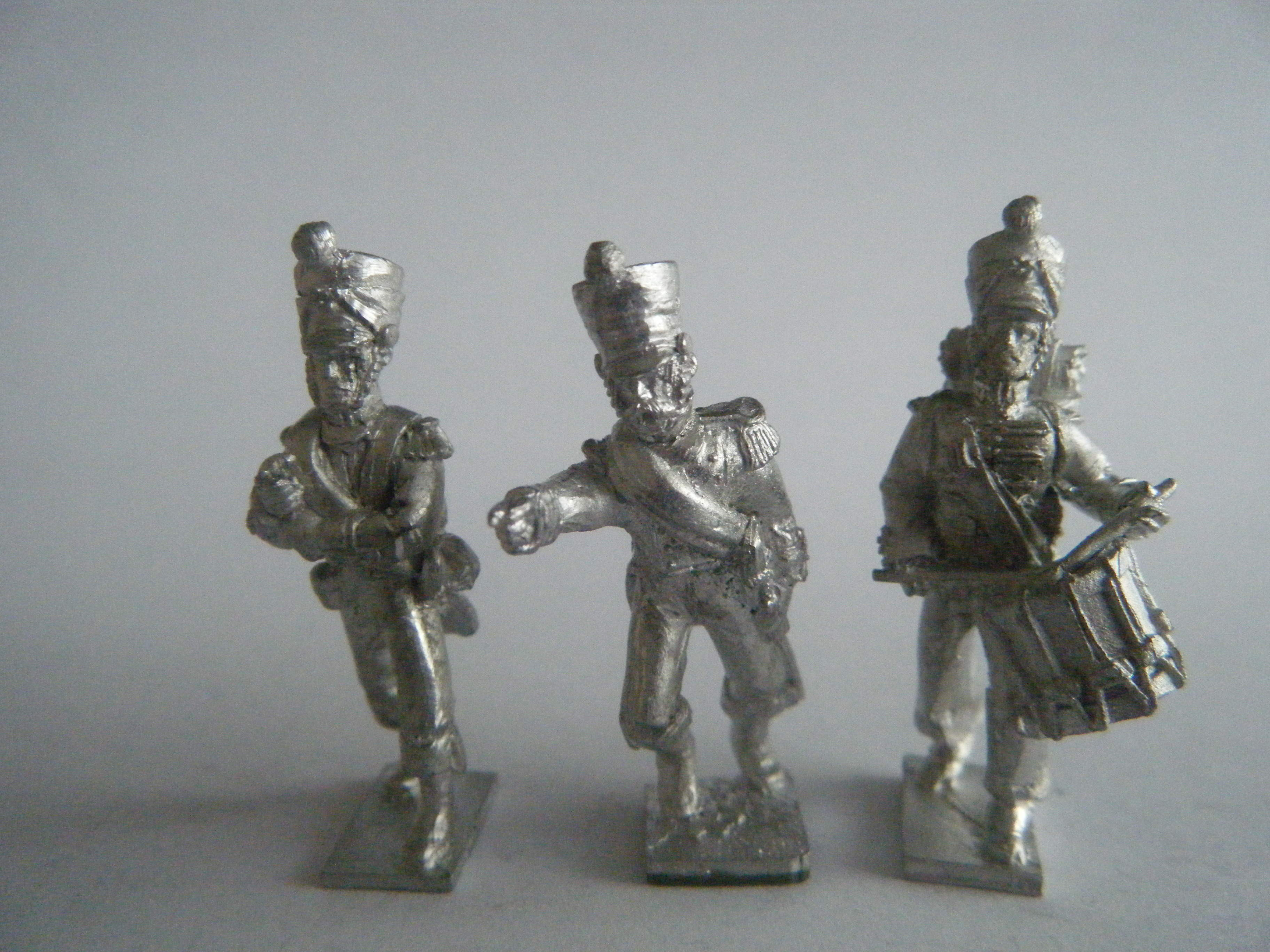 WATERLOO FRENCH INFANTRY IN CAMPAIGN DRESS MARCHING  classic unit PREORDER