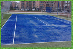 instalacion pistas tenis economicas