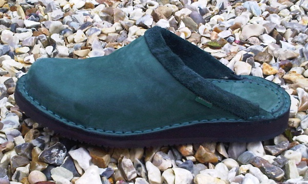 Baltic Mule in Green