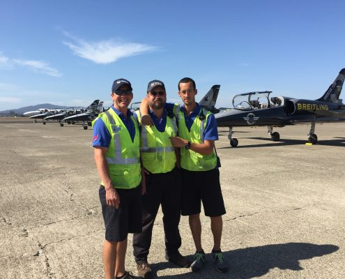NATA Recognizes Sonoma Jet Center as an Above and Beyond FBO