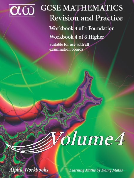 GCSE Mathematics Volume 4